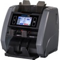 DORS 800 с УФ детекцией. Двухкарманный счетчик банкнот банковского класса