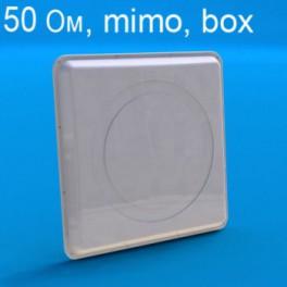 AGATA MIMO 2x2 BOX - широкополосная панельная антенна с боксом для модема 4G/3G/2G (15-17 dBi)