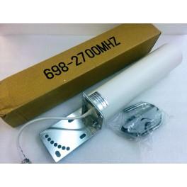 Внешняя всенаправленная антенна 800-2700Mhz, 10-12dbi (N female)