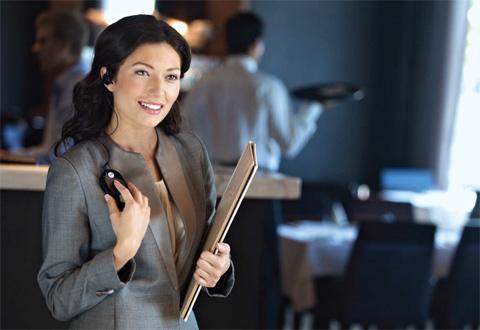 Рация в гостиничном и ресторанном бизнесе